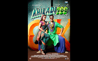 Khiladi 786 Wallpaper Akshay Kumar and Asin