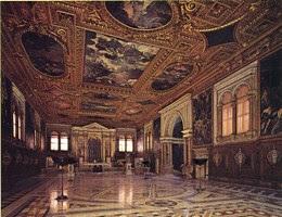 Salón del Senado, Palacio Ducal