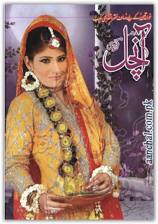 Aanchal Digest September 2013, Aanchal Digest, Digest,