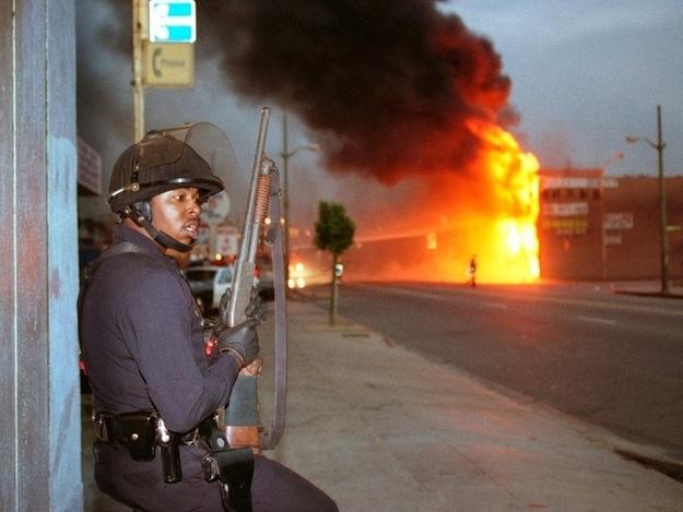 92 l a riots