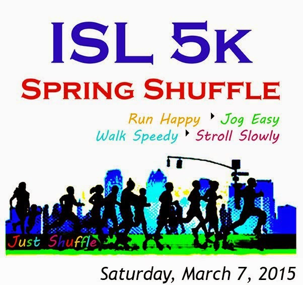 ISL 5k - Spring Shuffle