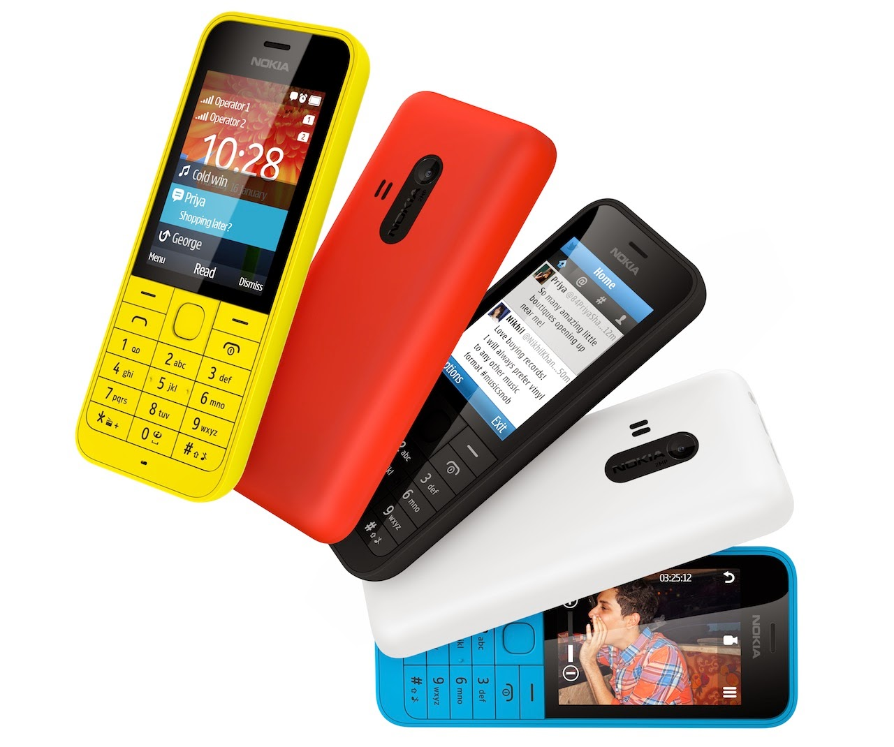 Spesifikasi Dan Harga Lenovo A369i Dual On Sim 4 Gb Hitam Nokia 220 2014
