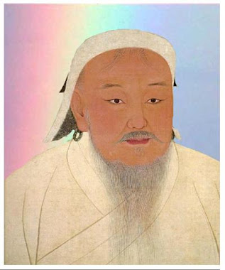 Chinggis khaan (1162-1227)