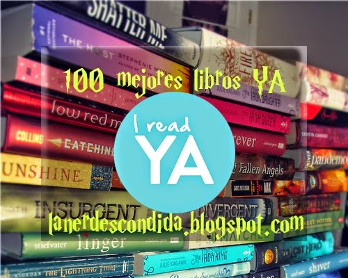 Reto: Leer los 100 mejores libros YA
