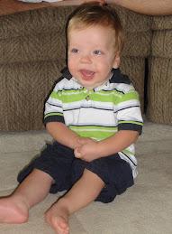 James - 21 Months