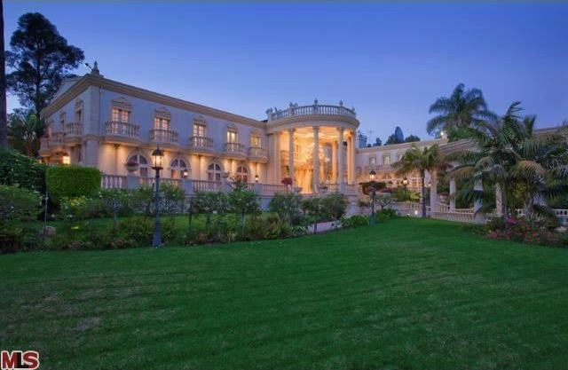 Mansions More Famous Chateau D 39 Or Mansion In Bel Air Re