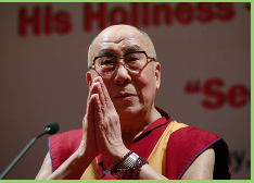 """Dalai Lama dice que el Presidente chino es """"de mentalidad más abierta"""" que su predecesor"""