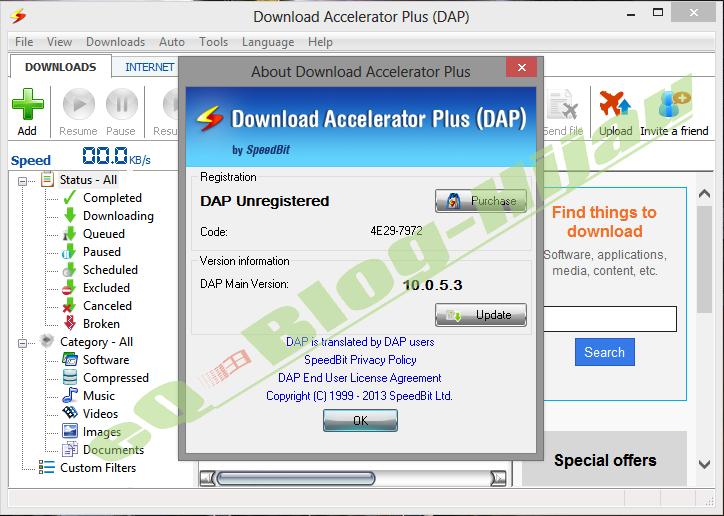 Download Accelerator Plus Premium Te İndir