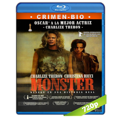 Monster Asesina En Serie (2003) BRRip 720p Audio Trial Latino-Castellano-Ingles 5.1