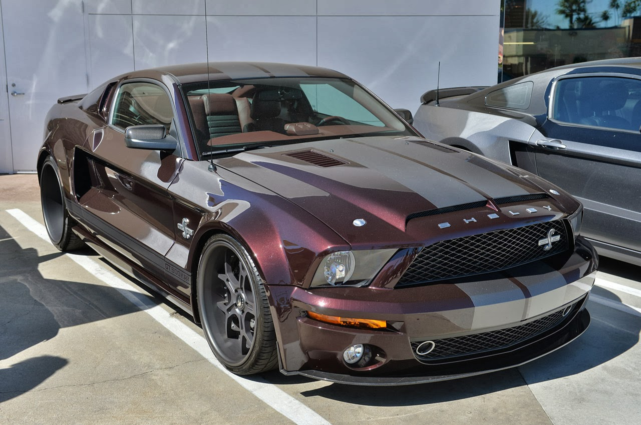 Galpin Fords Car Show Celebrates Mustang News - Galpin ford car show