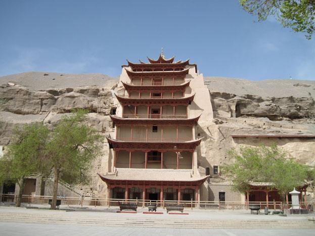 Mogao Caves China