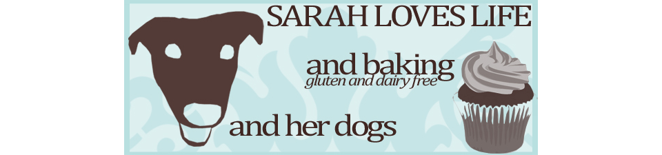 Sarah Loves Her Dogs