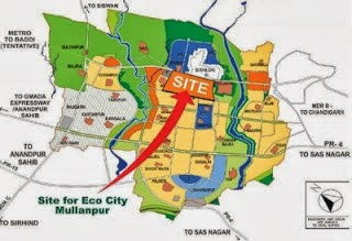 Ecocity Site Mullanpur New-Chandigarh