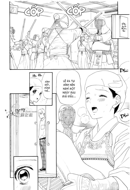 Sakura Juyushi chap 1 - Trang 15