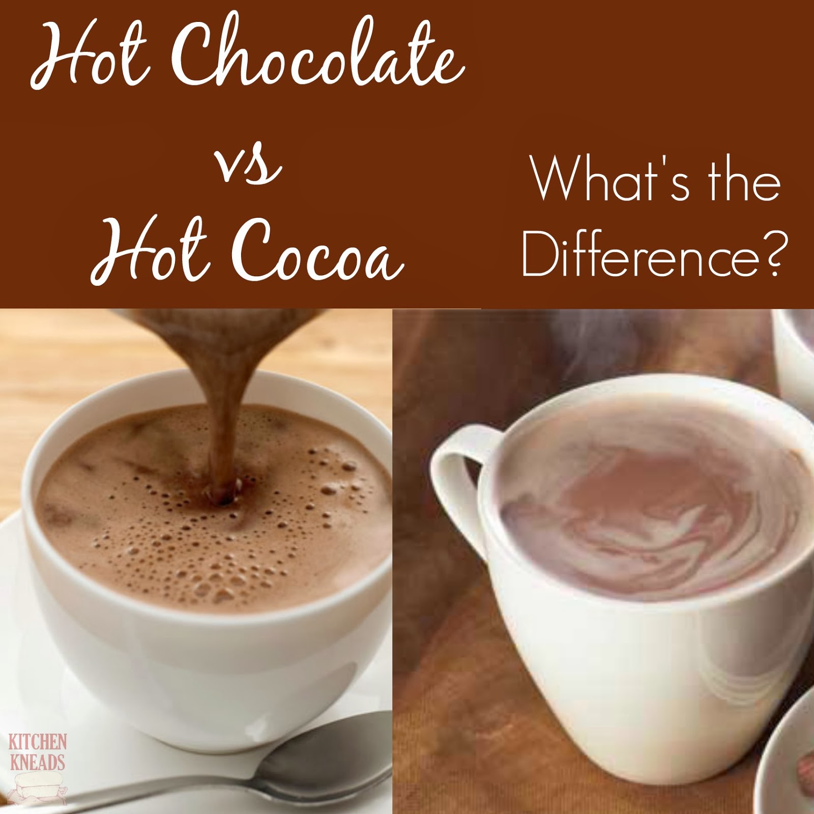 Hot chocolate from cocoa powder : How many calories in half an ...