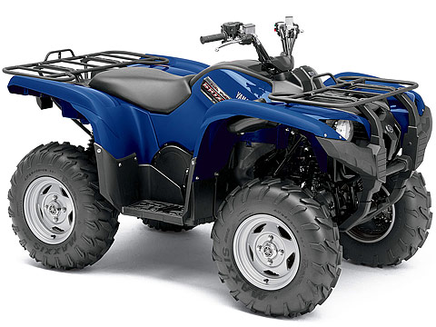 2012 Grizzly 700 FI Auto 4x4 yamaha pictures