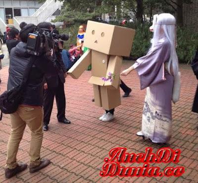 Beginilah Jika Sekolah Seni Wisuda ( Jepang )
