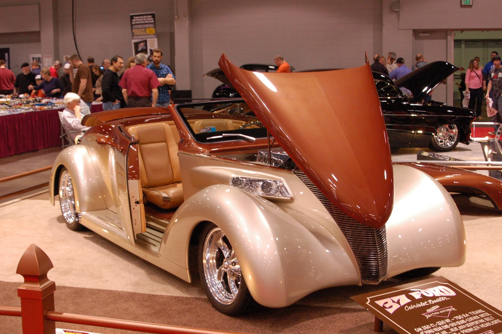 1937 Ford custom