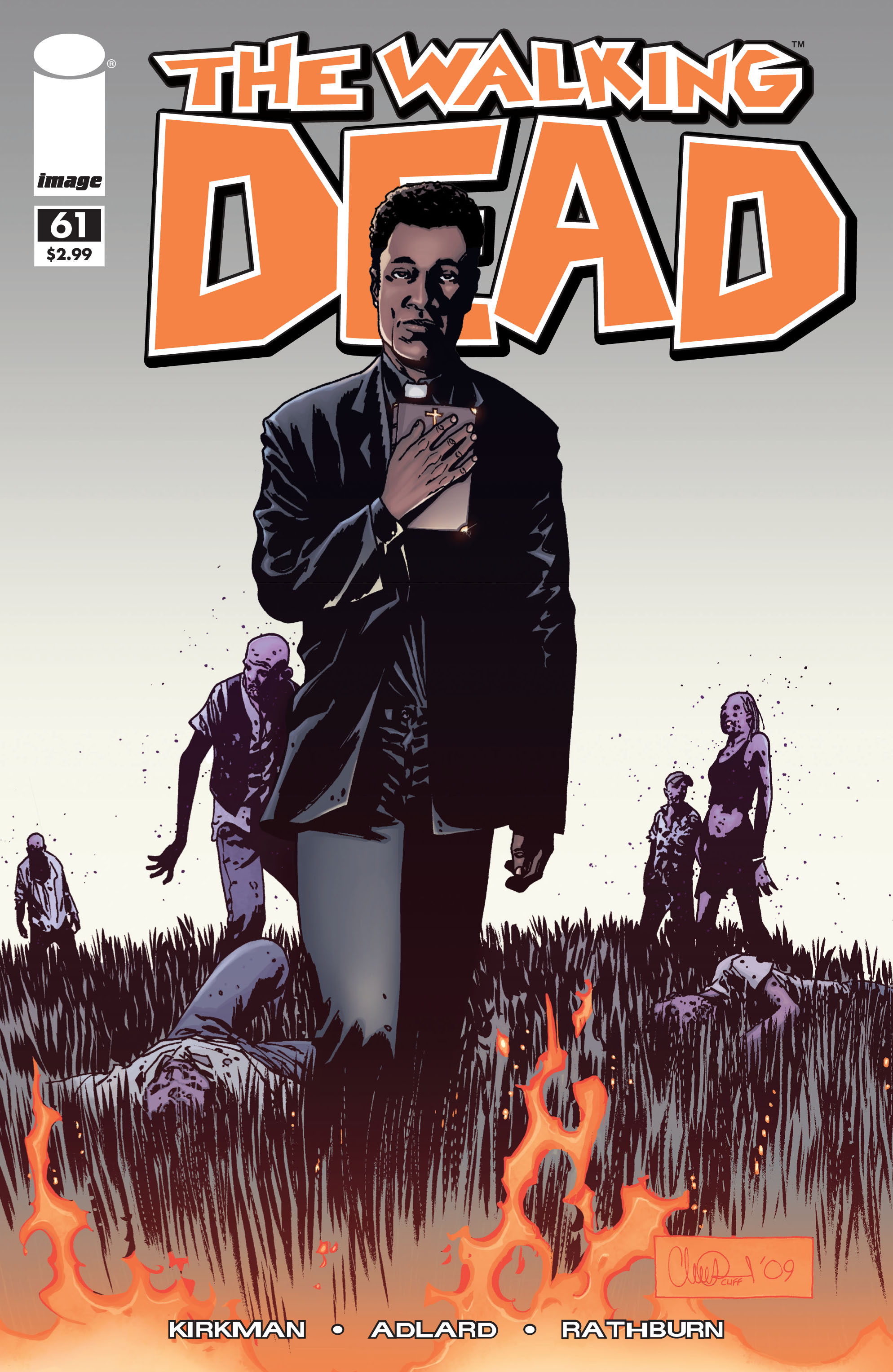 The Walking Dead Issue #61 Page 1