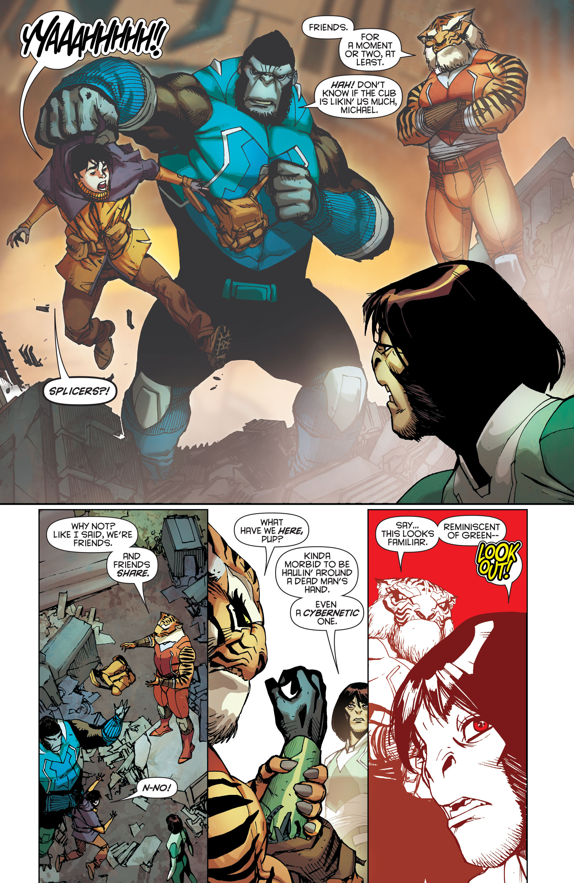 Batman Beyond (2015) Issue #9 #9 - English 13