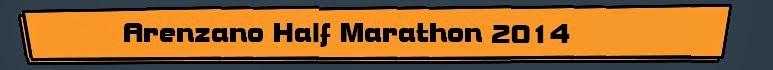 Album Half Marathon Arenzano 2014