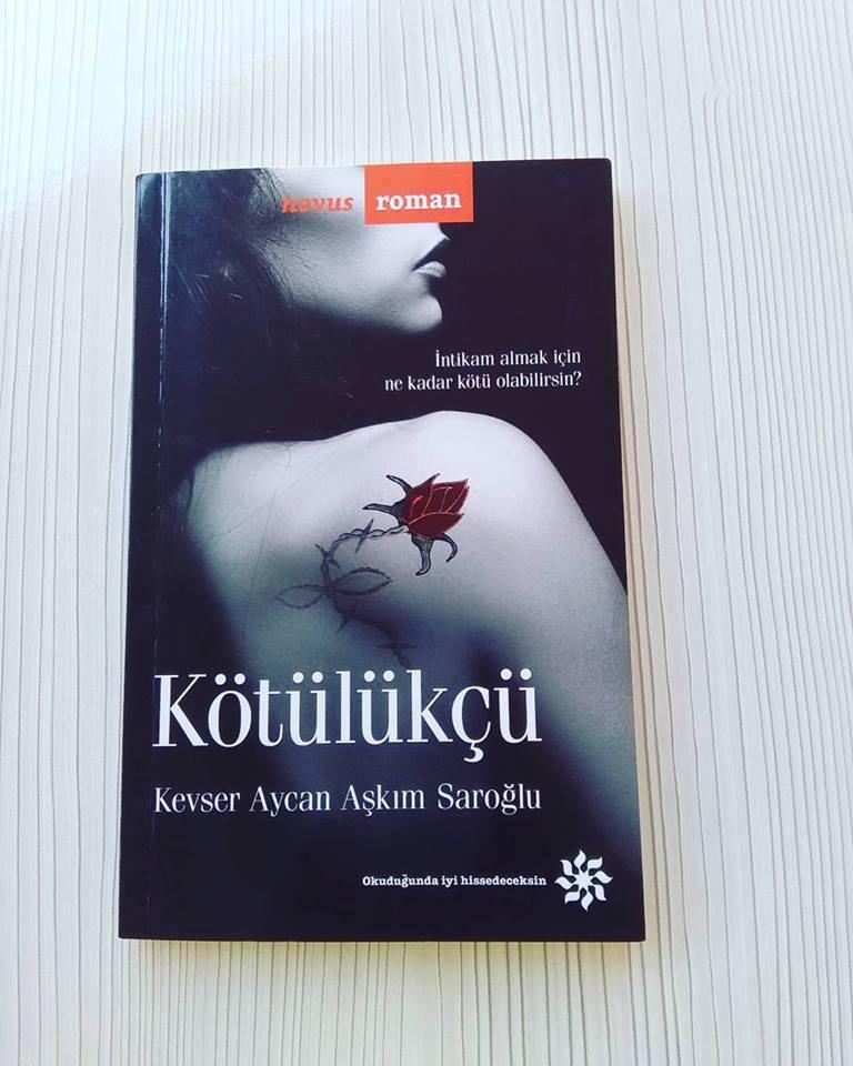 TAVSİYE ETTİĞİM KİTAPLAR Kevser Aycan Aşkım Saroğlu