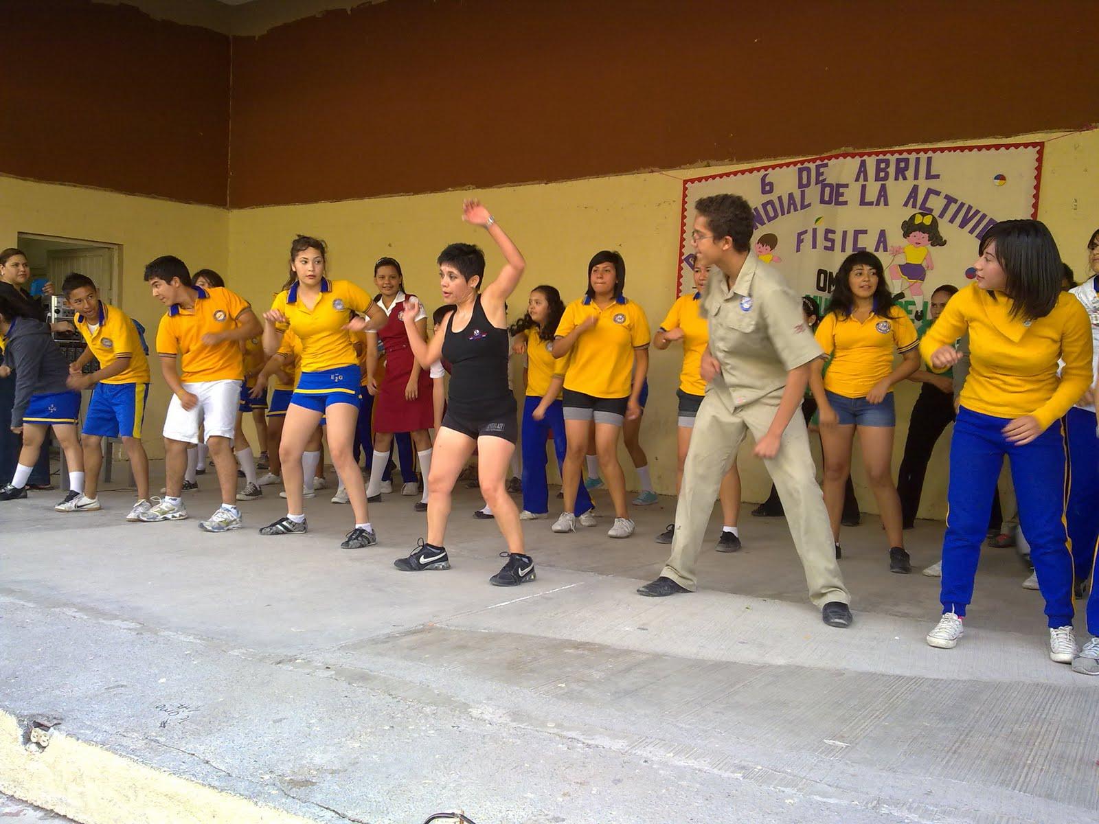 Instructora de aerobics del bodytech 1 - 3 part 9