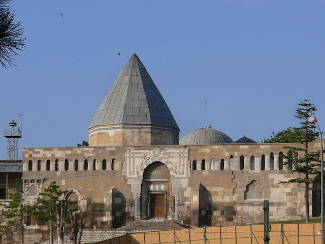 أهم ثلاثة معالم سياحية في قونية