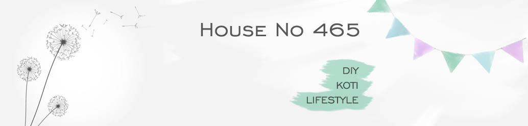 House No 465