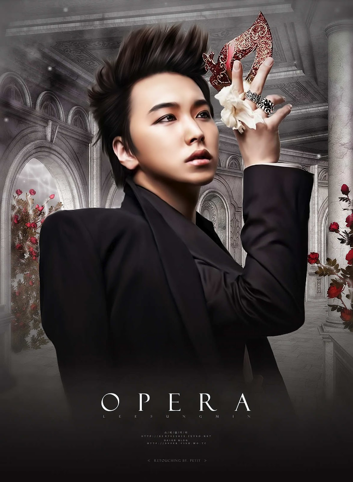 Super Junior Opera Super junior opera japan