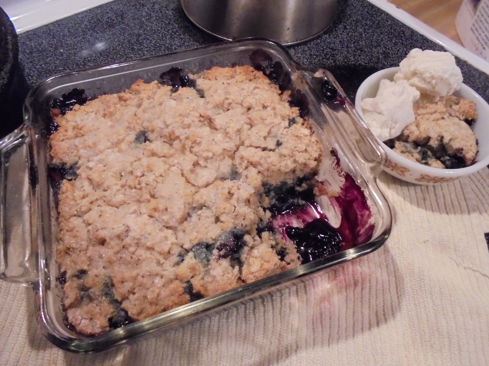 biscuit blueberry cobbler oatmeal blueberry cobbler oatmeal blueberry ...