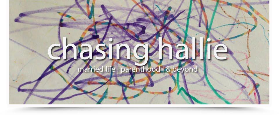 Chasing Hallie