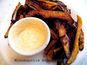 Butternut Squash Fries with Spicy Garlic Aioli Sauce (Paleo, Low  Carb)