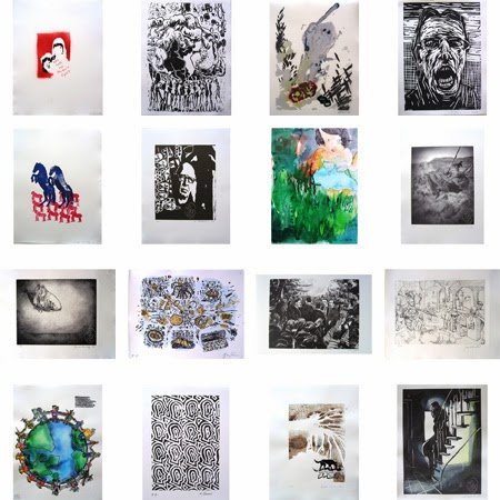 Renata Jaworska, Lepsien Art Foundation, Klasse Immendorff, Immendorff,