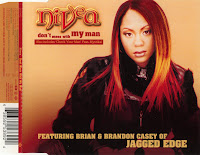 Nivea - Don\'t Mess With My Man (CDS) (2001)