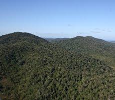 Parque Estadual Serra do Conduru - PESC
