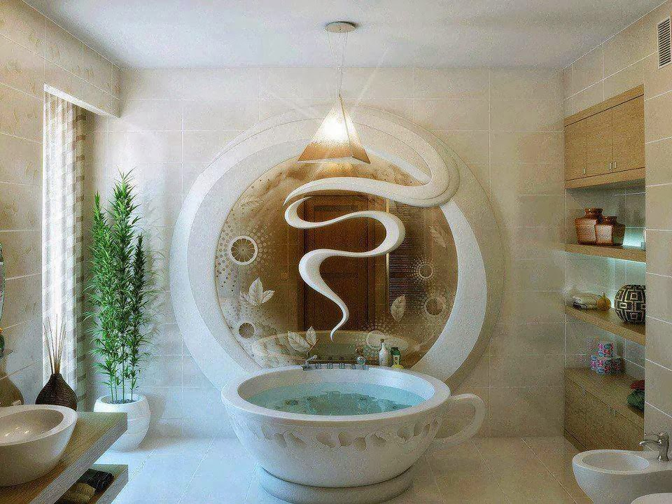 Como Decorar uma Casa de banho de forma original