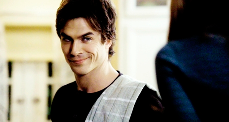 Damon Salvatore - Personagens masculinos favoritos