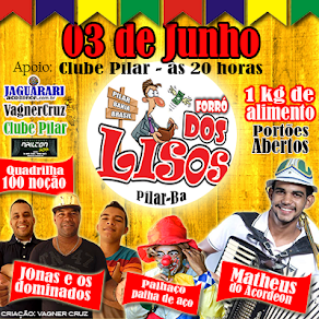 FORRÓ DOS LISOS 2017