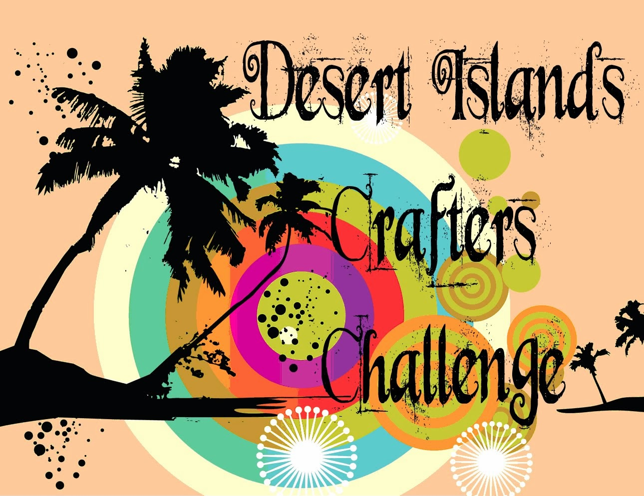 Desert Islands Crafts