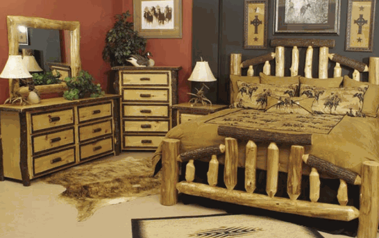 Rustic Bedroom Furniture Sets