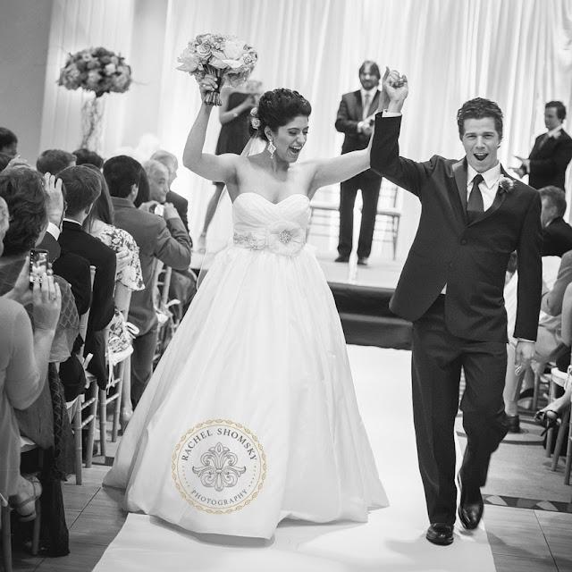 Baronette Renaissance Hotel Novi Michigan wedding florist