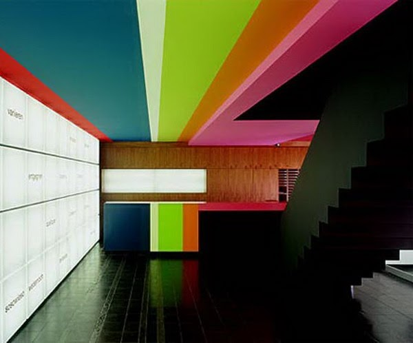 Que colores elegir para pintar una oficina ideas para for Que color de fachada elegir