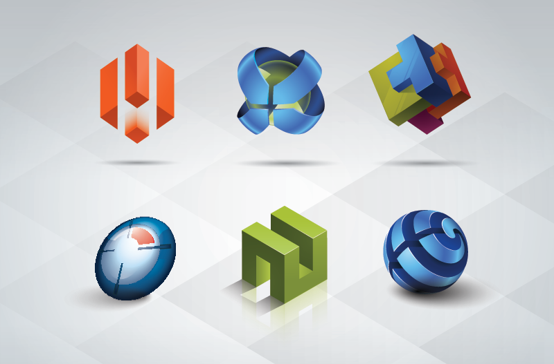 3d Logo Designs For Free Download