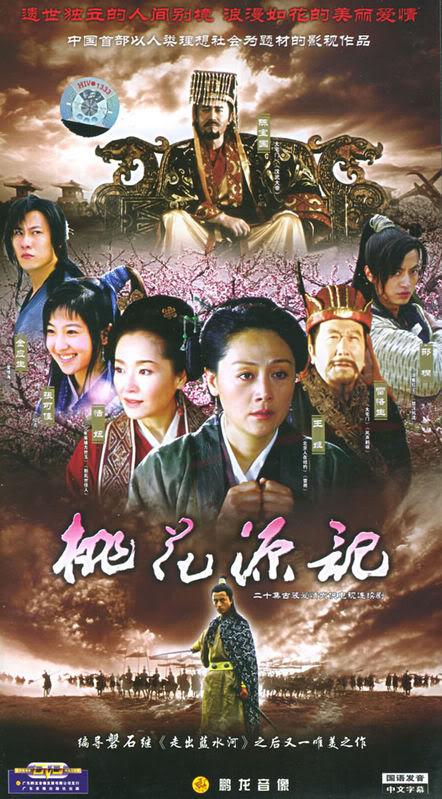 Sự Tích Đào Hoa Nguyên Kênh trên TV Full Tập Trọn Bộ Full HD