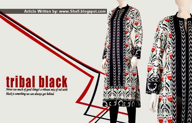 Junaid Jamshed 2015 Kurti Designs for Girls