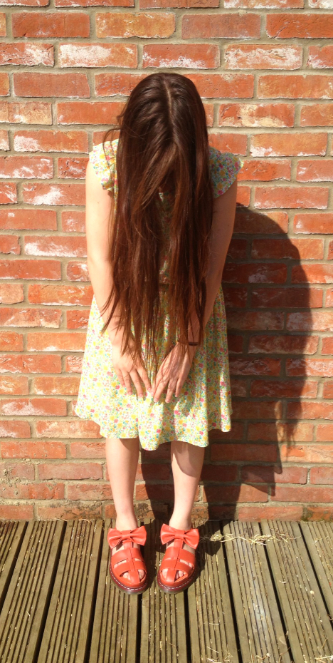 Biba NEXT floral print dress