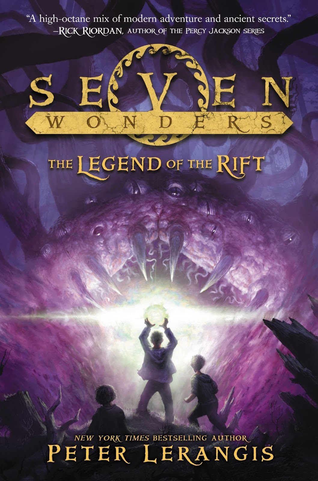 The Legend of the Rift by Peter Lerangis