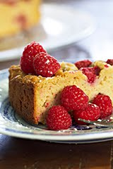 The No. 1 Raspberry-Ricotta Cake Recipe (GF) (DF)