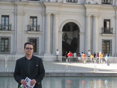robert margetts in santiago chile